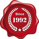 Od 1992 w polsce