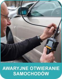 Awaryjne otwieranie samochodu Poznań
