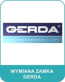 wymiana zamka Gerda