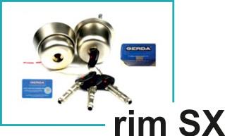 Zamiennik zamka Gerda RIM 6000SX